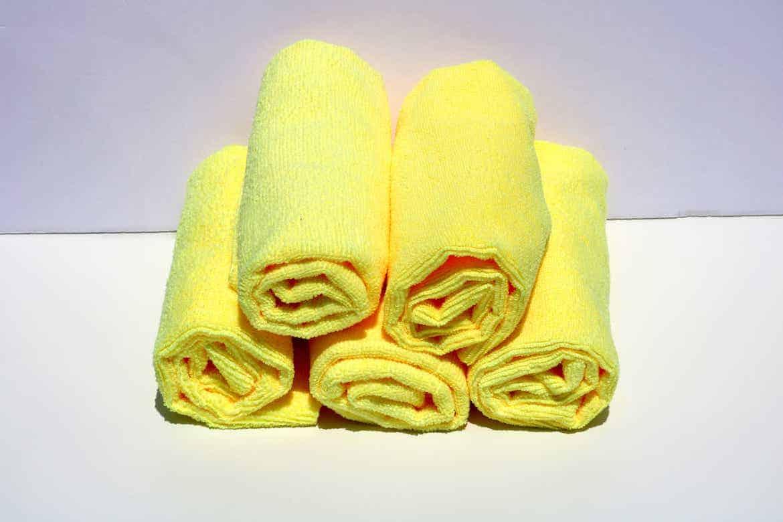 boat Detailing Towels