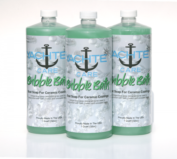 Boat Soap to care for your ceramic coating