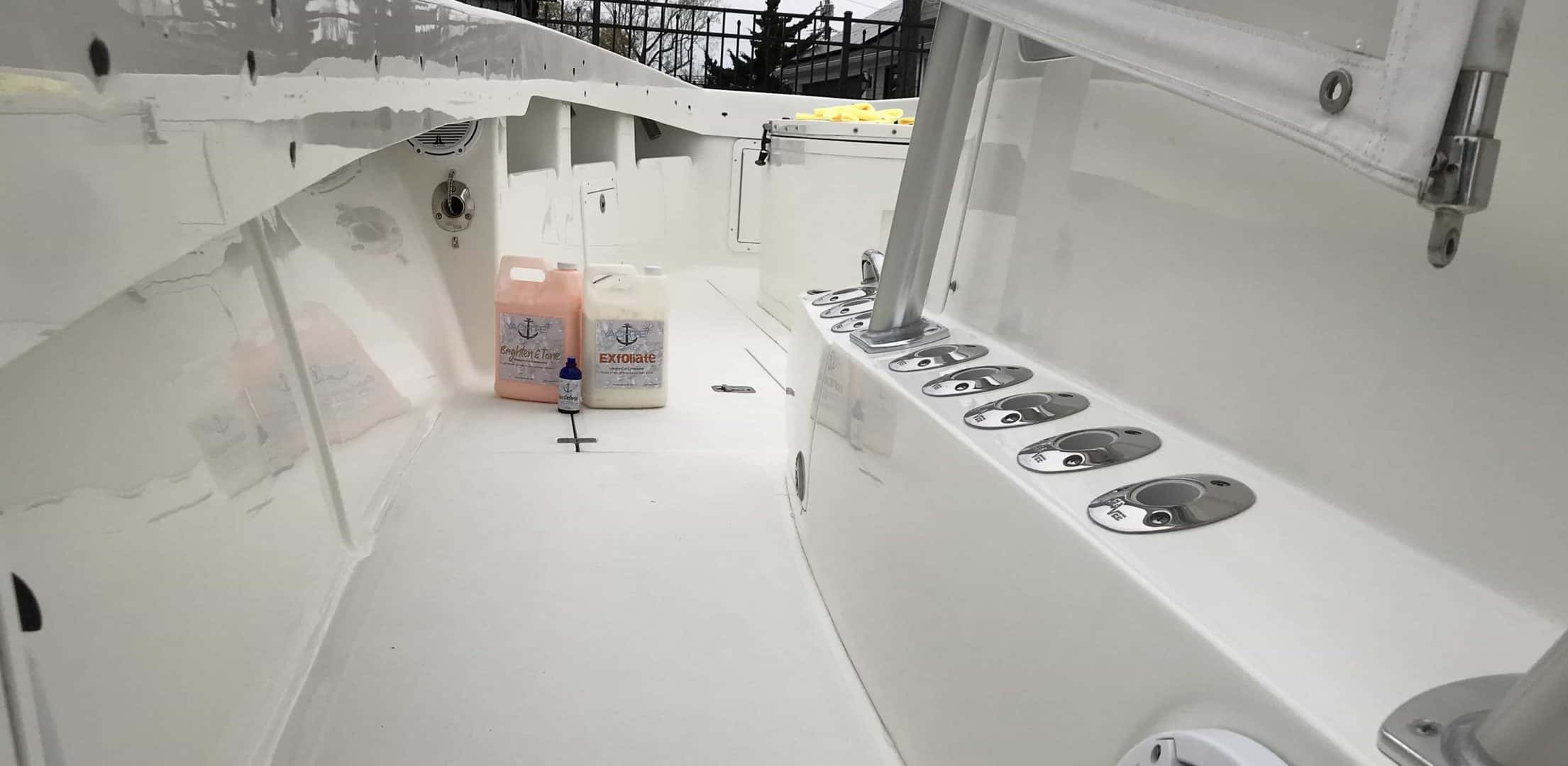 a boat detailing product for every detailing need
