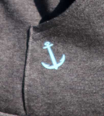 Anchor Closeup