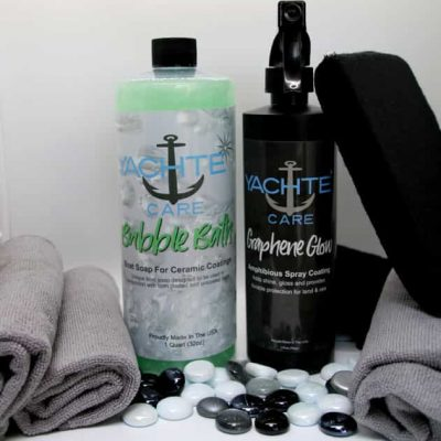 How To Care For Your Graphene Coated Car or Boat